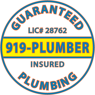 Raleigh plumbing services, well pump, water heater, drain and sewer repair