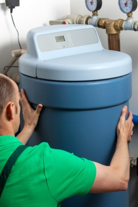 Raleigh Water Softner Installation